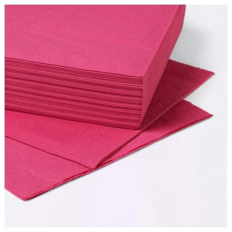 دستمال کاغذی صورتی 50تایی ایکیا FANTASTISK