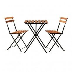 میز و صندلی تاشو مدل تارنو TARNO