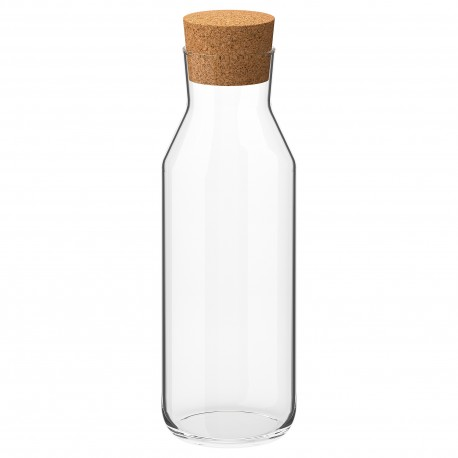 بطری درب چوب پنبه ای ایکیا