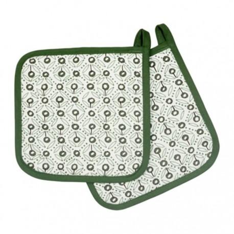دستگیره سبز آشپزخانه آیکیا مدل ENIGT