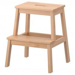 چهارپایه چوبی ایکیا BEKVAM