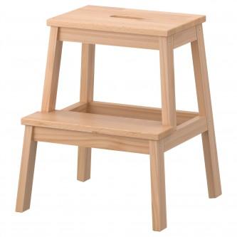 چهارپایه چوبی ikea