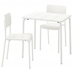 میز و صندلی تراس ایکیا VADDO