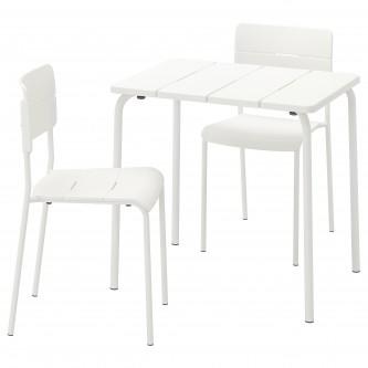 ست میز و صندلی تراس ایکیا VADDO